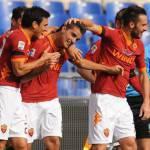Roma-Lecce 2-1, voti e tabellino del posticipo di Serie A