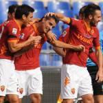 Serie A, Catania-Roma momentaneamente interrotta sull'1-1