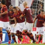 Roma-Atalanta 2-0, la Roma vince e convince: Lamela+Bradley chiudono la pratica