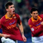 Serie A, Roma-Genoa 3-1: il baby Romagnoli e Perrotta fanno esultare l'Olimpico