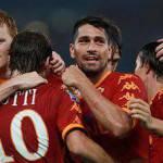 Serie A, Roma-Genoa 2-1. Borriello e Brighi rilanciano i giallorossi