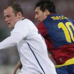 """Rooney incorona Messi: """"Vale quanto Maradona, con C.Ronaldo non c'è paragone…"""""""