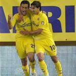 Liga: Villarreal-Atletico Madrid 2-0, a segno Giuseppe Rossi