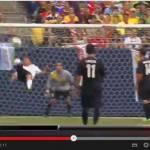 Video – Segna in rovesciata e fa impazzire il pubblico: Eliason fa il fenomeno contro Leo Messi!