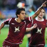 Champions League, Il Rubin ferma il Barça sull'1-1