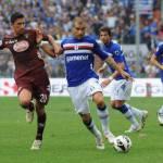 Sampdoria-Torino, 1-1 intensissimo anticipo deciso da due rigori nel secondo tempo!