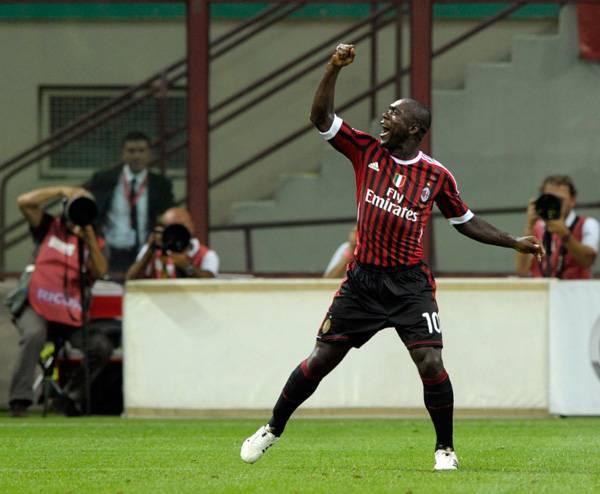 seedorf109 Calciomercato Milan, Seedorf e Robinho verso il Brasile, Traoré a un passo