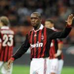"""Champions Milan, Seedorf tuona: """"Non un bel gioco, rischiamo di fare come l'Inter con Ibrahimovic…"""""""
