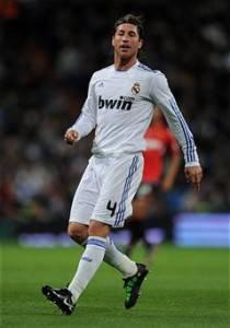 sergio ramos3 210x300 Calciomercato Milan, Sergio Ramos può arrivare senza che Pato vada al Real Madrid?