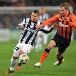 Shakhtar Donetsk-Juventus, voti e pagelle del match di Champions League