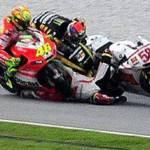 Incidente Simoncelli: ecco l'unica immagine che mostra l'impatto dal davanti – Foto