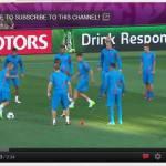 Video – Nuovo numero di Sneijder in allenamento di tacco: serve il rallenty per vederlo!
