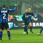Serie A: Inter-Roma 5-3, gol e spettacolo a San Siro