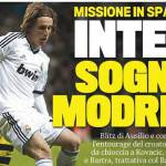 Calciomercato Inter, sogno Modric! Blitz di Ausilio a Madrid