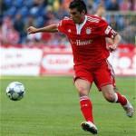Mercato Napoli, oggi l'accordo col Bayern per Sosa