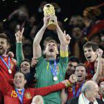 Mondiali Sudafrica 2010: Olanda-Spagna 0-1, le furie rosse sono sul tetto del mondo per la prima volta! – Video