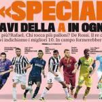 La Gazzetta elegge lo Special 11: ecco i migliori della Serie A di questo inizio stagione!