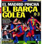 Sport: Goleada Barça