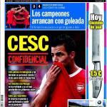 Sport: Cesc-confindecial