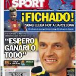 Sport: Vilanova spera di vincere tutto