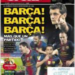 Sport: Barça! Barça! Barça!
