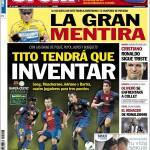 Sport: Tito dovrà inventare