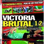 Sport: Vittoria brutale