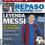 Sport: Legenda Messi
