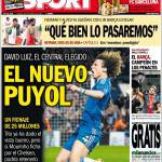 Sport: Il nuovo Puyol
