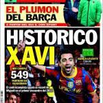 Sport: Storico Xavi