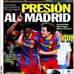 Sport: pressione sul Real Madrid