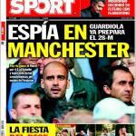 Sport: Una spia a Manchester