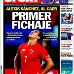 Sport: Alexis Sanchez è il primo acquisto