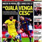 Sport, Speriamo che venga Cesc
