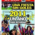 Sport, Barcellona: il 2011 un anno da record