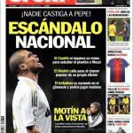 Sport: Pepe, scandalo nazionale