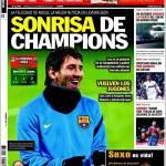 Sport: Sorrisi di Champions