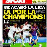 Sport: La Liga è finita. Alla Champions!