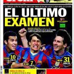 Sport: L'ultimo esame