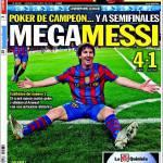 Sport: MegaMessi