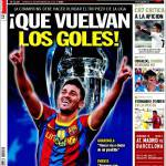 Sport: Ci vogliono i gol