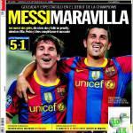 Sport: Messi meraviglia