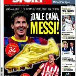 Sport: Forza Messi