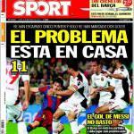Sport: Il problema è in casa