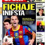 Sport: Acquisto Iniesta