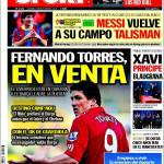 Sport: Fernando Torre in vendita