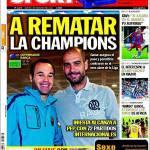Sport: Per tornare in alto in Champions