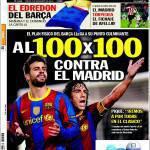 Sport: Al 100 per 100 nel Clasico