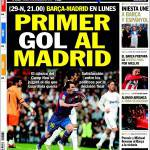 Sport: Primo gol al Real Madrid