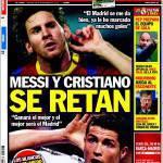 Sport: Messi e Ronaldo si sfidano